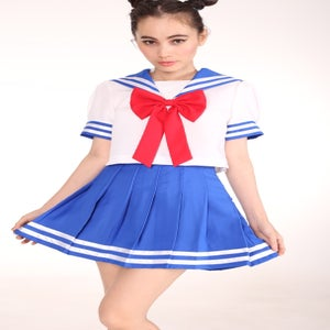 Image of Ready to post - Sailor Moon Inspired 2 Piece Set