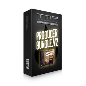 Image of TMF Producer Bundle V2[All Drums + Kontakt + Pod Farm + All Cabs + Master Cymbal Pack]