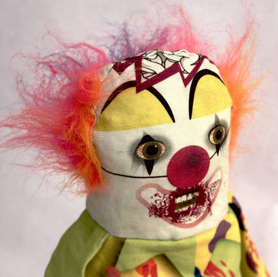 Image of Bobo the Zombie Clown