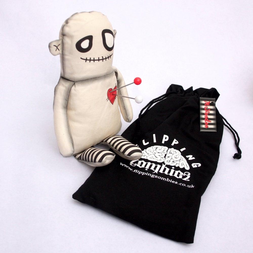 Image of Mr Voodoo Cut & Sew Kit