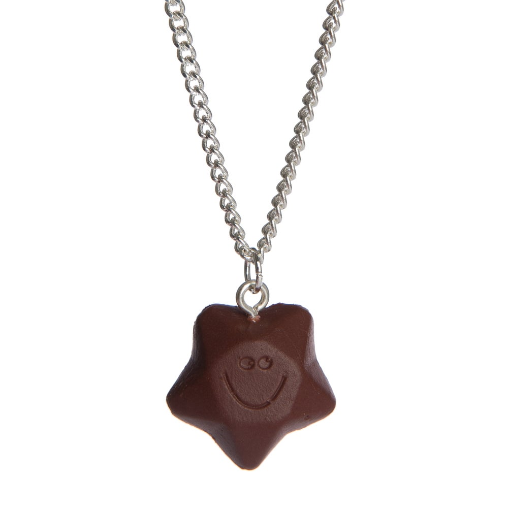 Image of Milky Star Necklace