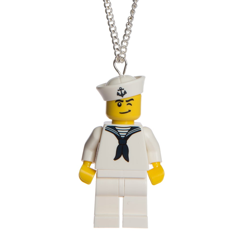Image of Sailor LegoMan Necklace