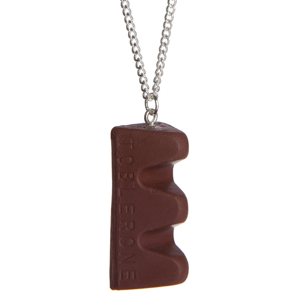 Image of Toblerone Necklace/Keyring