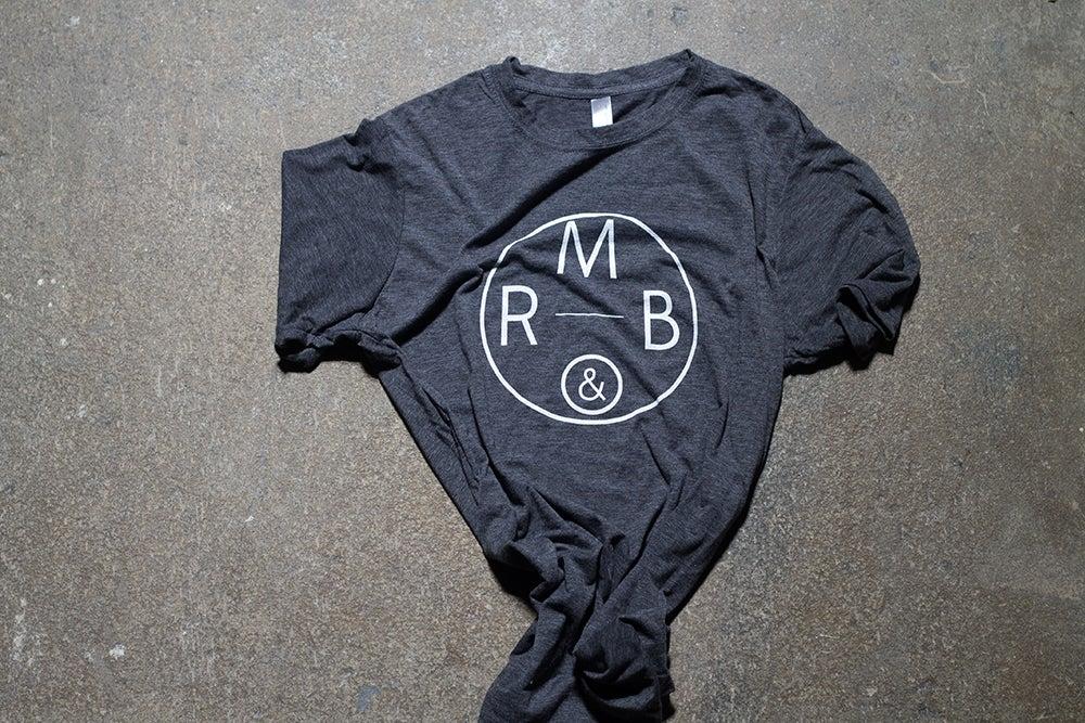 Image of MR+B Circle Tee