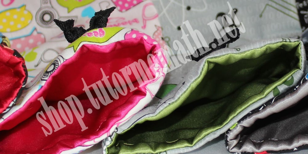 Image of Doll Face FBT Calculator/Pencil Pouch
