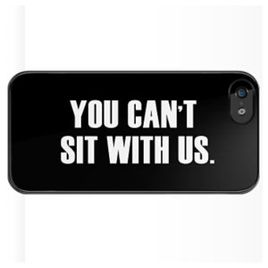 Image of You Can't Sit With Us