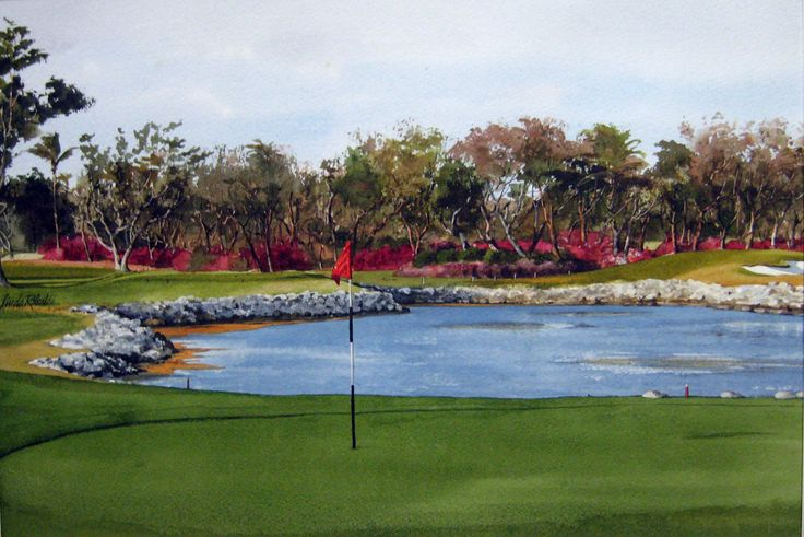 """Image of """"Ocean Reef Golf"""""""