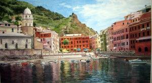 "Image of ""Amalfi Afternoon"""
