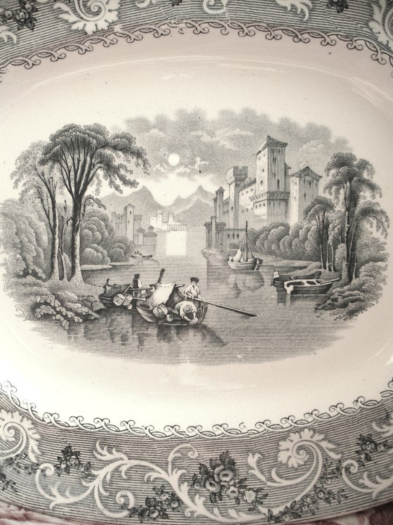 Image of Ironstone Platter