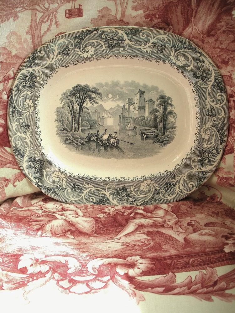 Image of Ironstone Platter