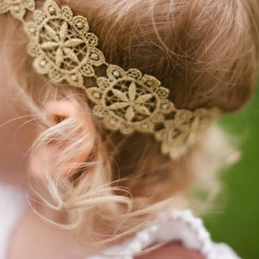 Image of The Sloan Lace Headband