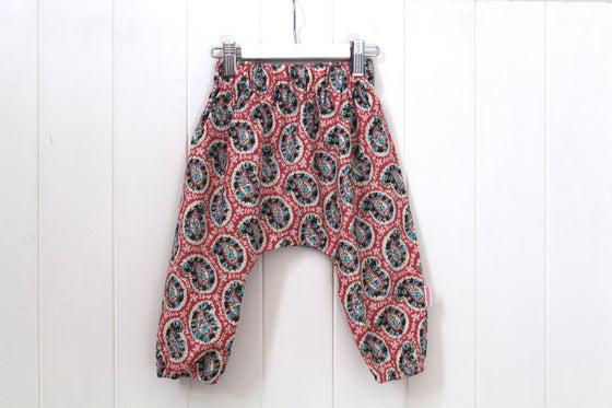 Image of Gypsy Paisley - Boho Harem Pants