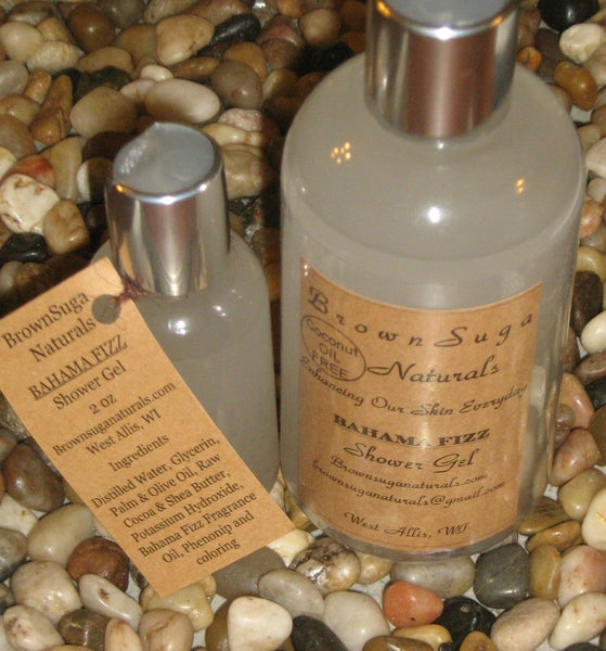 Image of COCONUT OIL FREE / Shower Gel