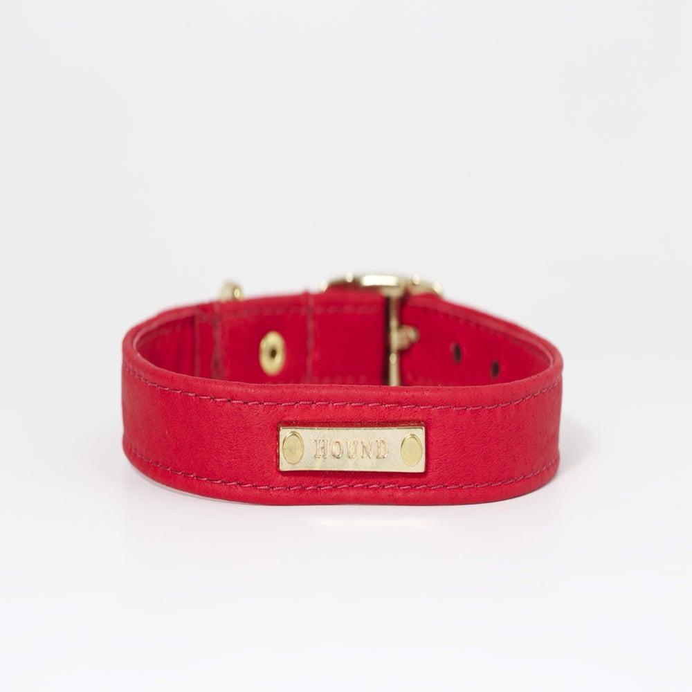 Image of The Collar in Crimson
