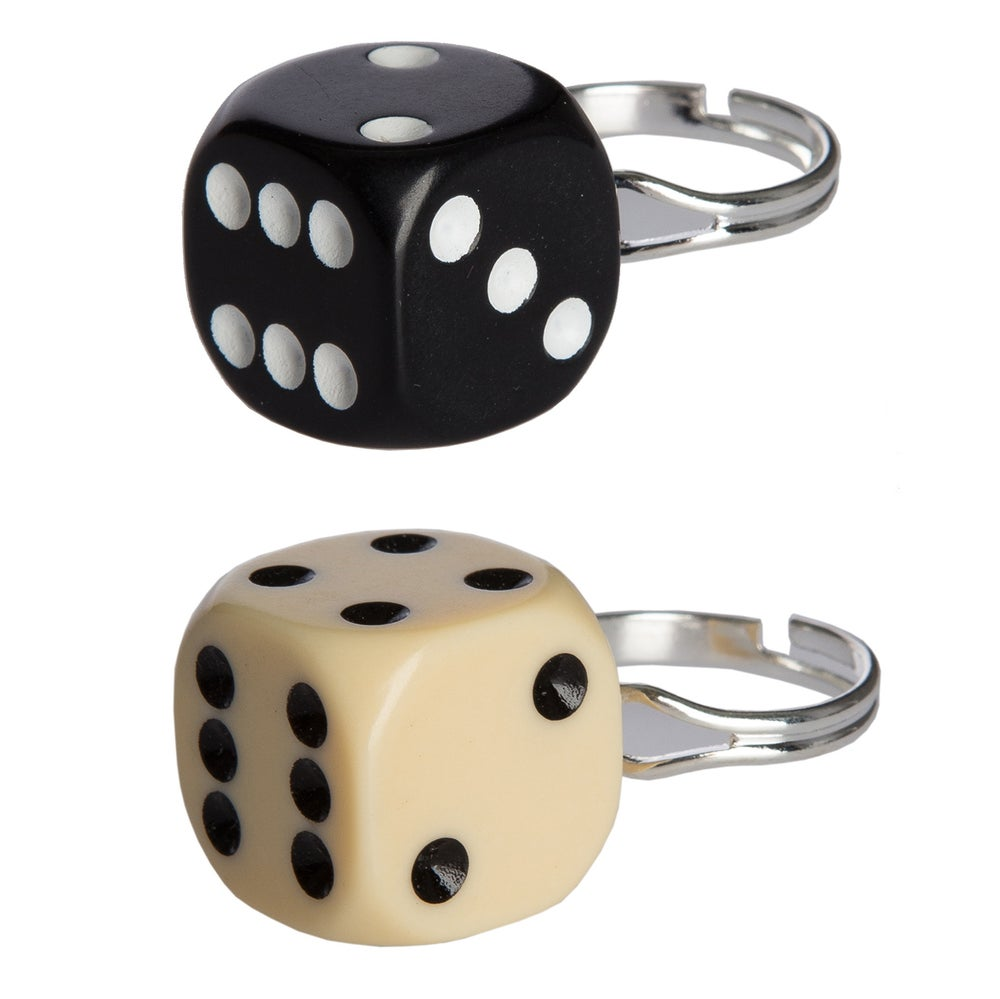Image of Dice Ring