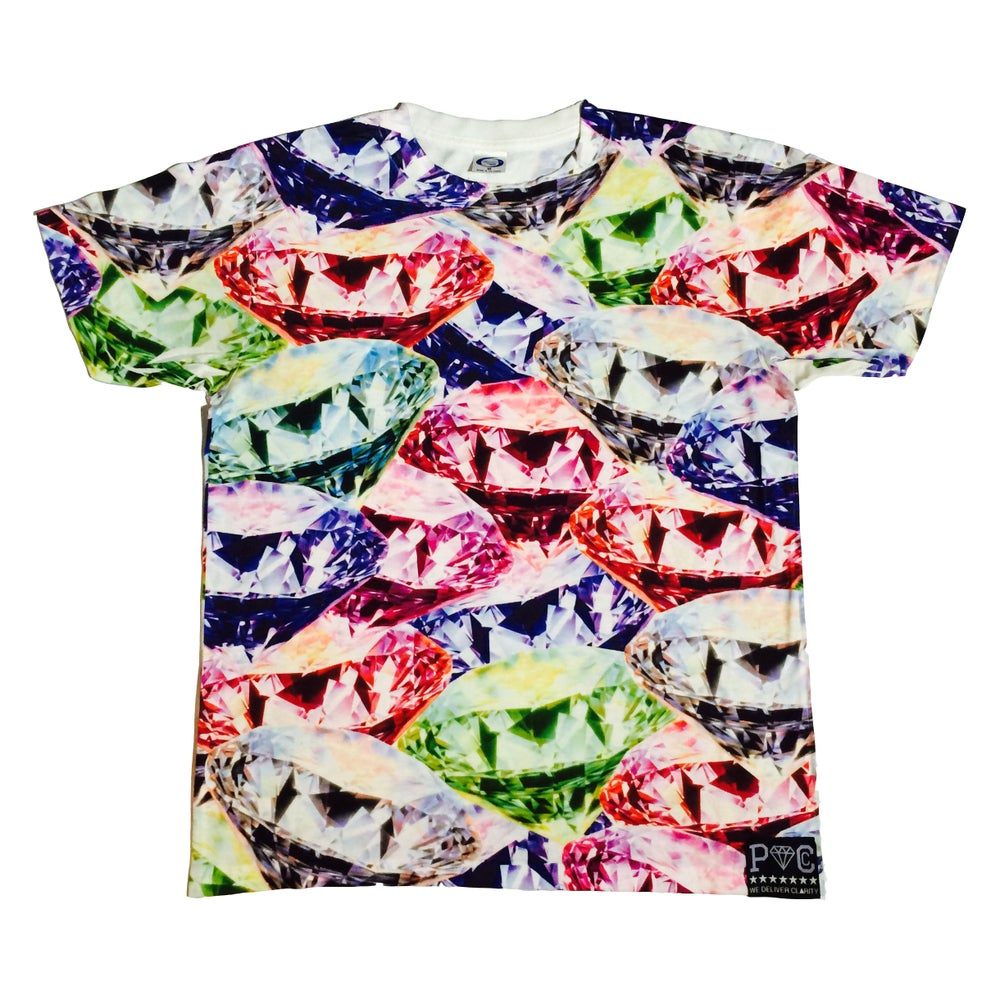 """Image of The """"Diamonds Are Forever"""" Tee"""