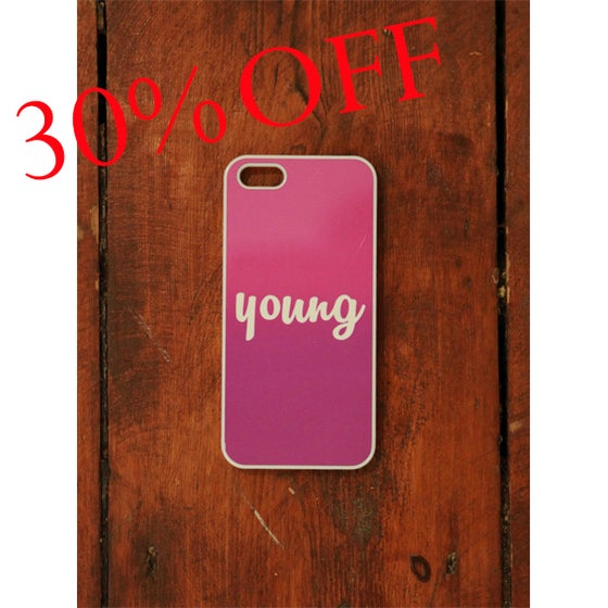 Image of MD Phonecase iPhone 5 Pink/Purple