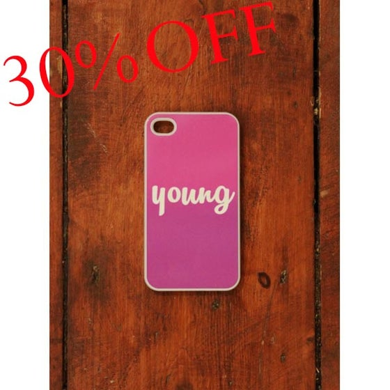 Image of MD Phonecase iPhone 4 Pink/Purple