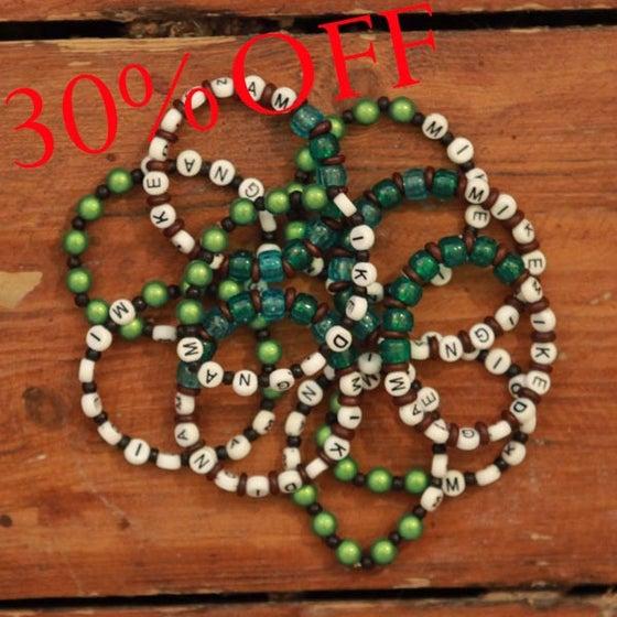 Image of MD Green Bracelet