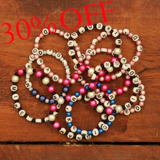 Image of MD Pink Bracelet