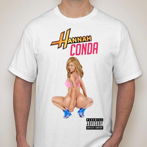 "Image of Hannah Montana ""Anaconda"" Shirt"