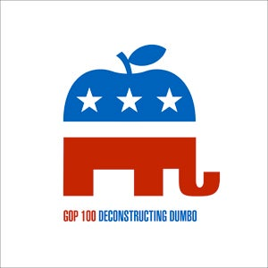 Image of GOP 100 Deconstructing Dumbo - Book
