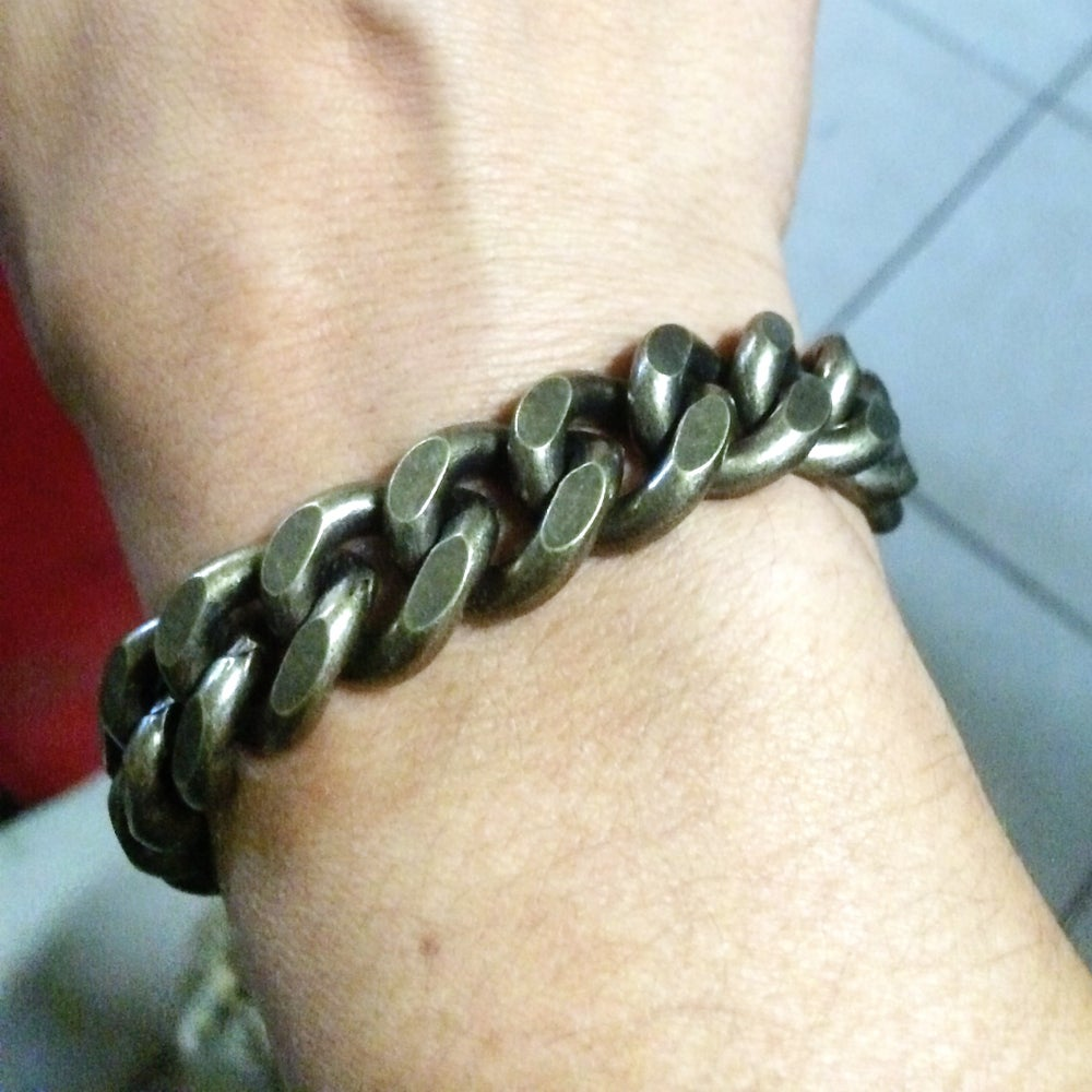 Image of bad boy bracelet