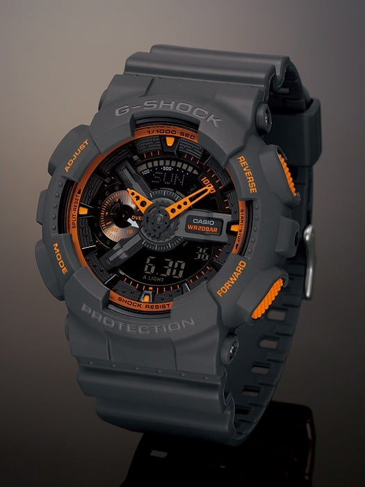 "Image of GA-110TS-1A4 ""Crush"" G-Shock"