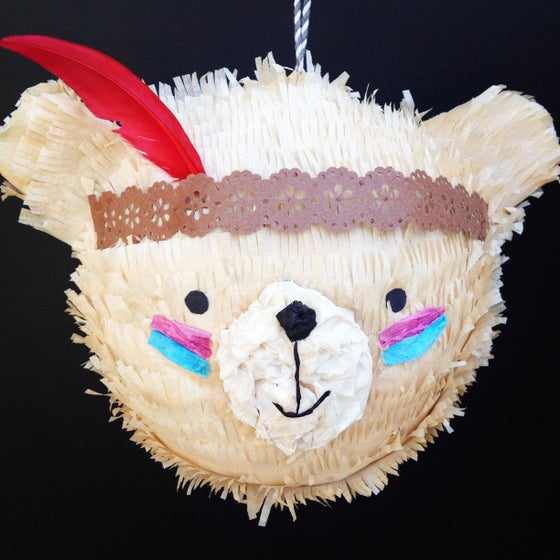 Image of Bear Piñata