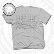 Image of Detroit Players Grey (Sports Grey) Tee