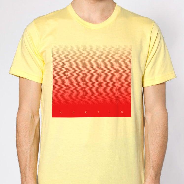 Image of Curtin Pattern Tee