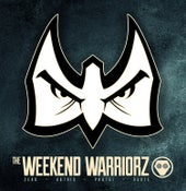 Image of Weekend Warriors CD (Durte, Zero, H8TRiD, Phatal)