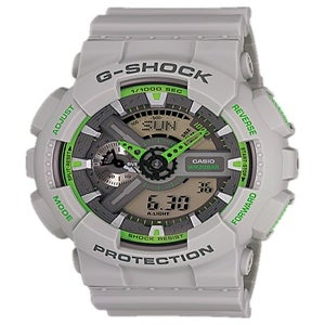 g shock setting instructions
