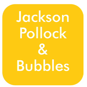 Image of Inspired Pairing™: Jackson Pollock & Bubbles | Saturday, April 18th, 6-8pm