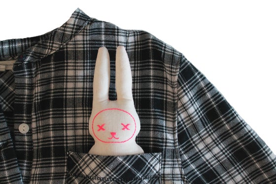 Image of Neon Pocket Bunny