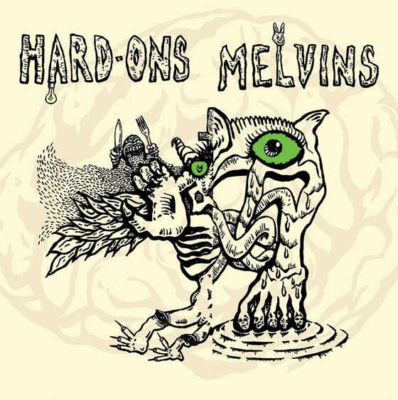 "Image of Hard Ons - 30th Anniversary 4x7"" - Vol 2"