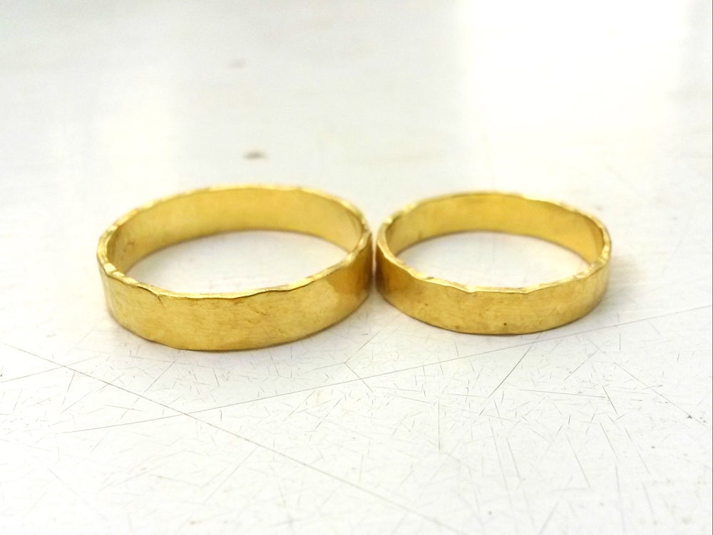 Image of partner rings