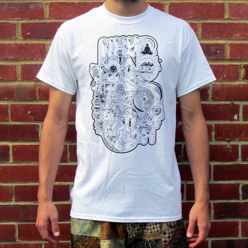 "Image of ""Why Face"" T-Shirt"