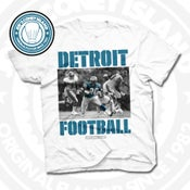 Image of Barry Sanders Shake White Tee (PRE ORDER)