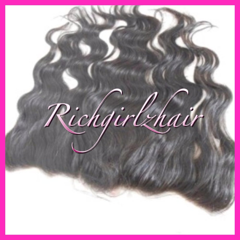 Image of Virgin Lace Full Frontal Closure