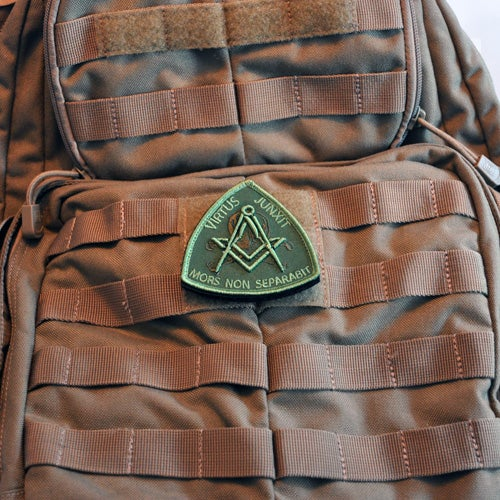 Image of CADPAT Velcro patch