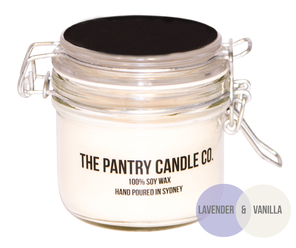 Image of Lavender & Vanilla (4 Sizes)