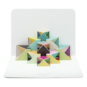 Image of Popup Pyramid - FORM