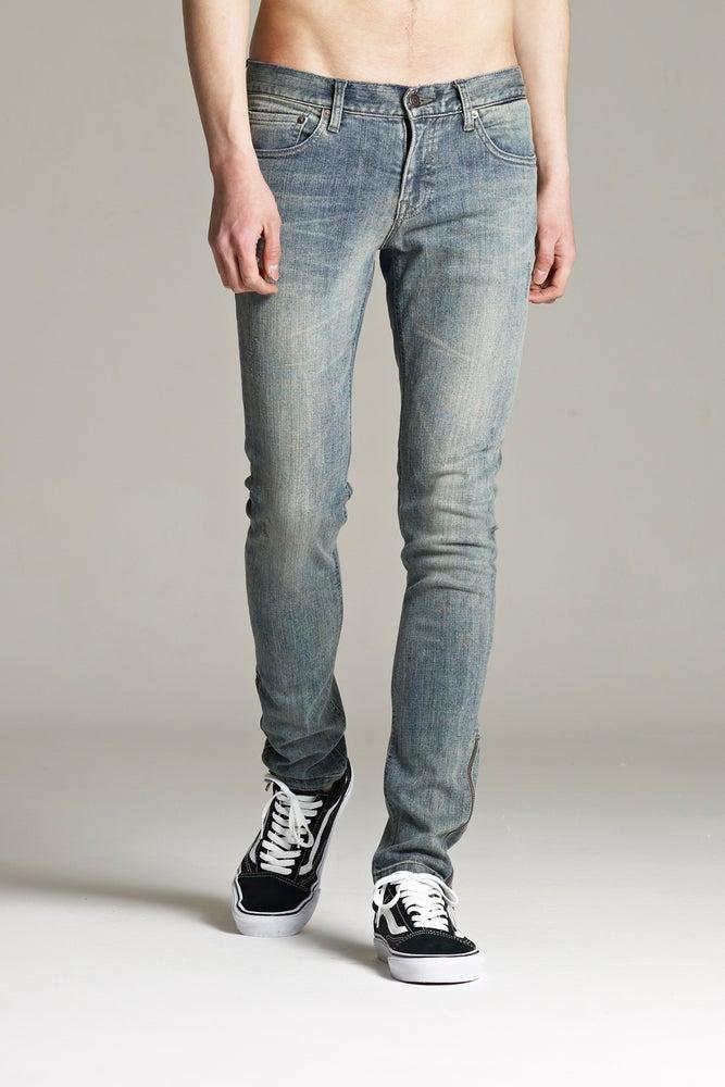 Image of Visser Zip - Skinny Fit Jean