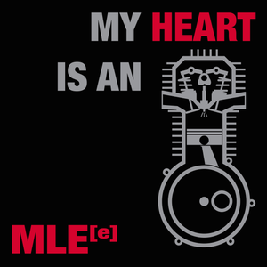 Image of MY HEART IS AN ENGINE - EP