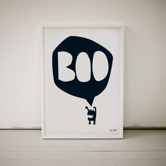 Image of BOO Poster