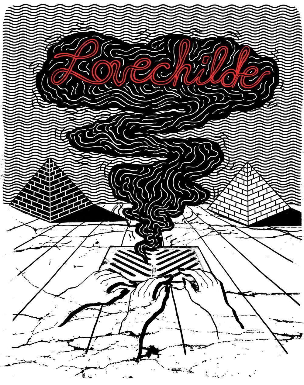 Image of LOVCHILDE | ZUVERZA TEE