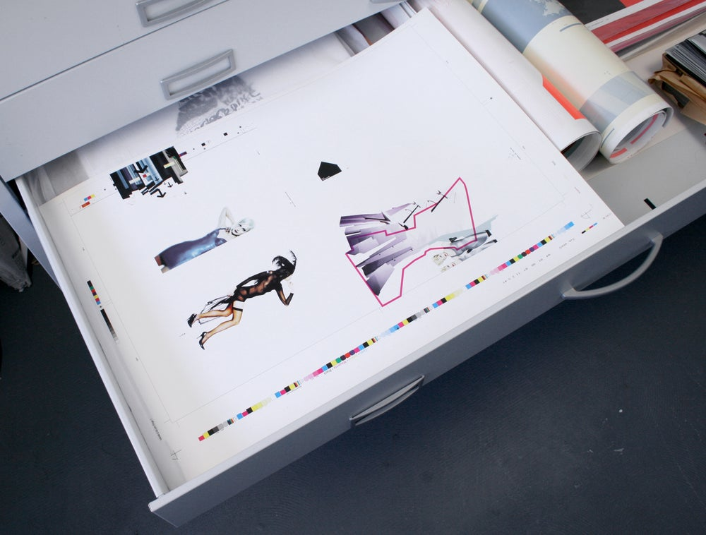 Image of Murray+Vern Catalogue Printer's Proof/Flat (2 of 6)