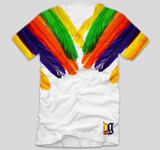 Image of Ultimate Feather Shirt