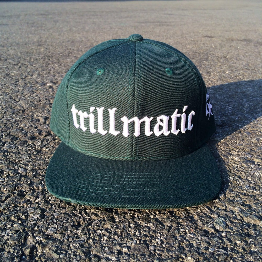 Image of QS Spruce Green Trillmatic SnapBack